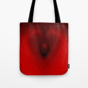 yogi_yoga_wear_tote_bag_red