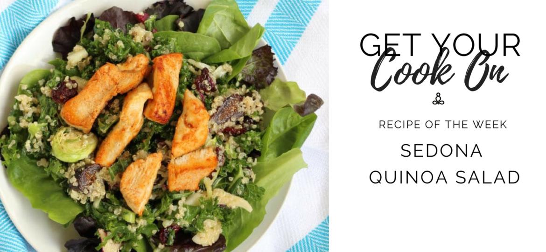 YYW- Quinoa Salad