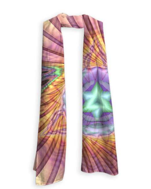 Alteuisha Yogi Yoga Wear Scarf