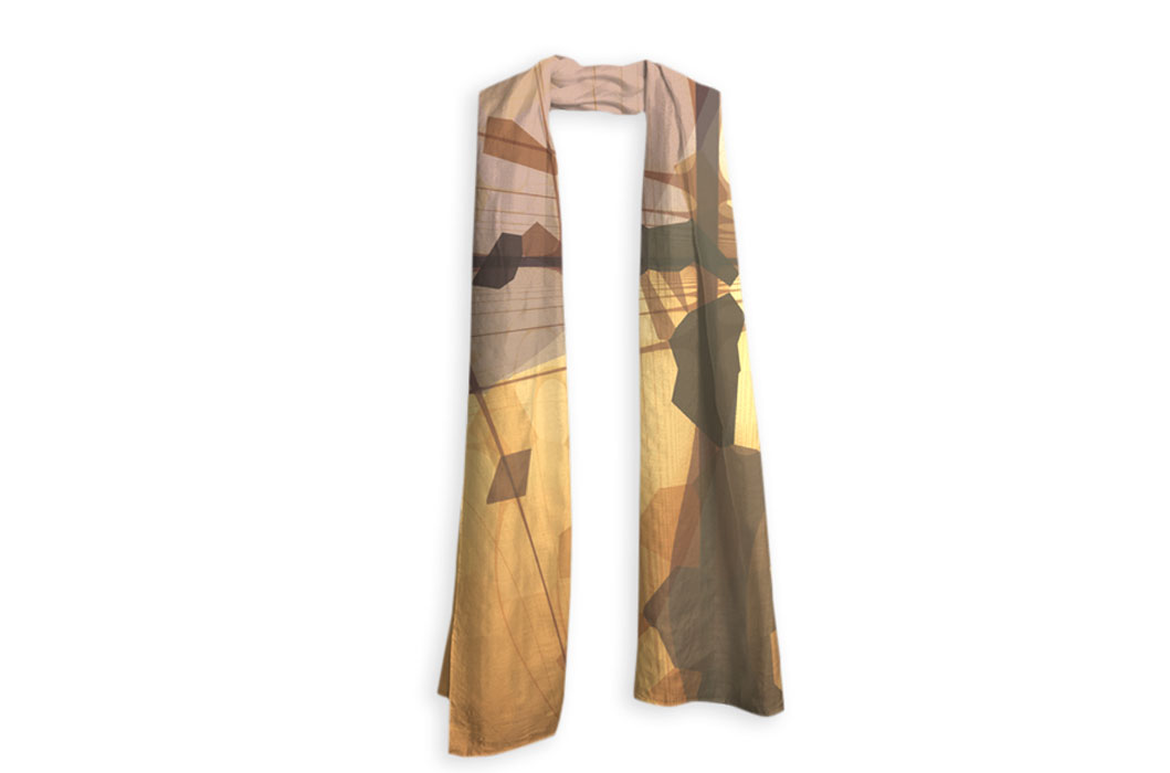 Catana Yogi Yoga Wear Scarf