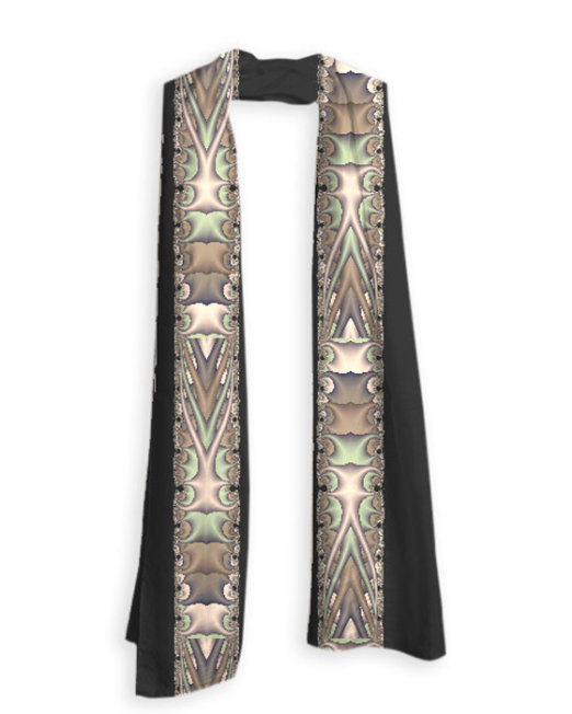 Intrigue Yogi Yoga Wear Scarf