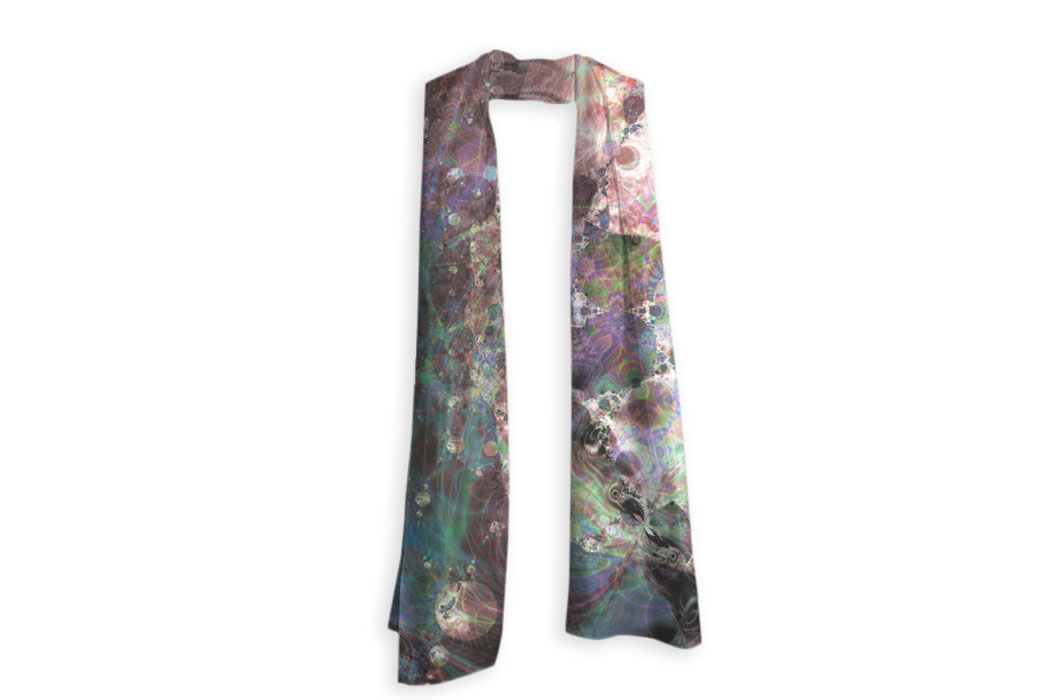 Over There Yogi Yoga Wear Scarf