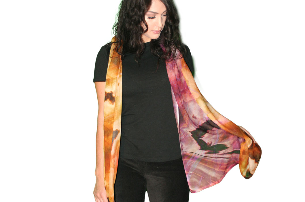 Tea Yogi Yoga Wear Scarf