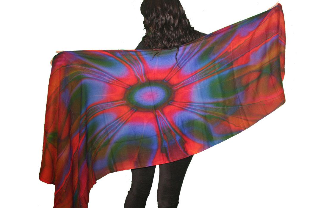 Full Design Delphinian_Scarf_yogi_yoga_wear