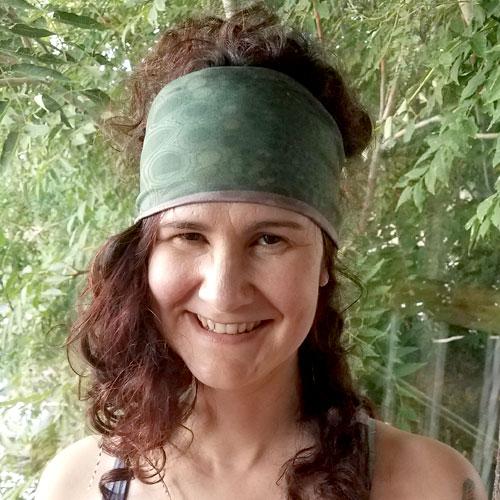 GreenBurg Headband - front