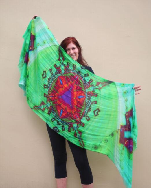 LB scarf abra