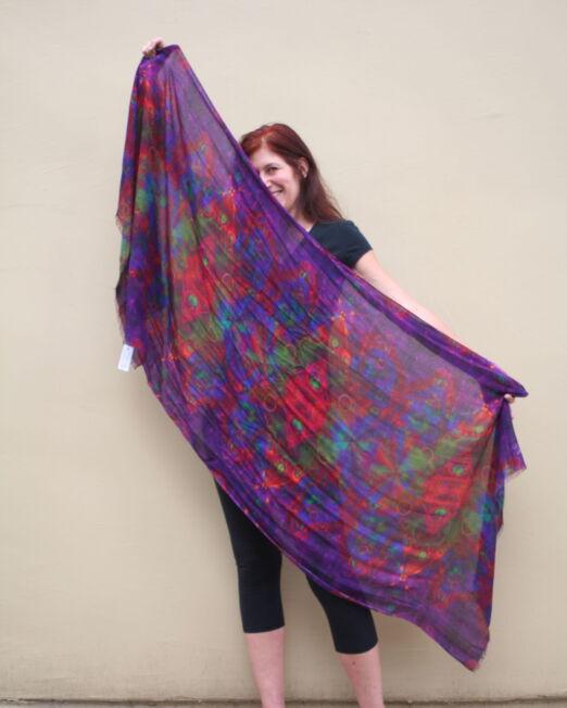TEOT scarf abra